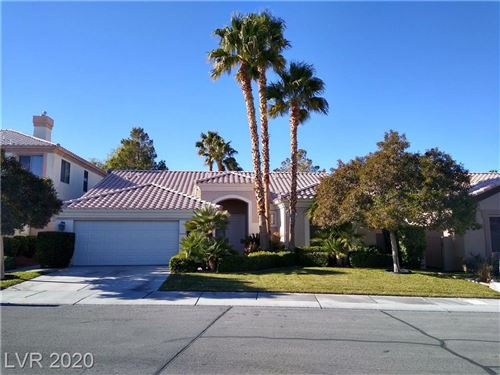 Photo of 211 Painted Mountain, Las Vegas, NV 89148 (MLS # 2186564)