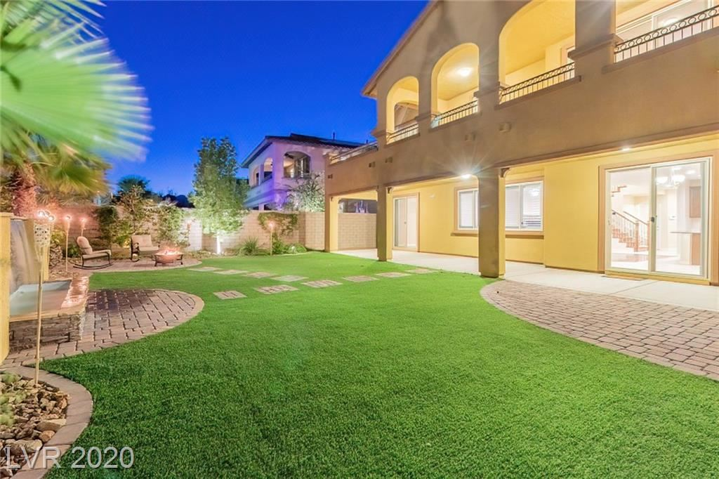 Photo of 12273 Lost Treasure Avenue, Las Vegas, NV 89138 (MLS # 2232564)