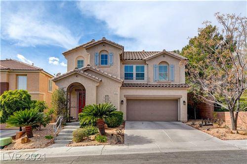 Photo of 565 Playa Linda Place, Las Vegas, NV 89138 (MLS # 2271565)