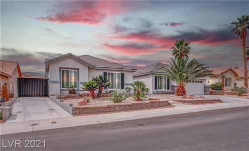 Photo of 9725 Drumcannon Avenue, Las Vegas, NV 89129 (MLS # 2303566)