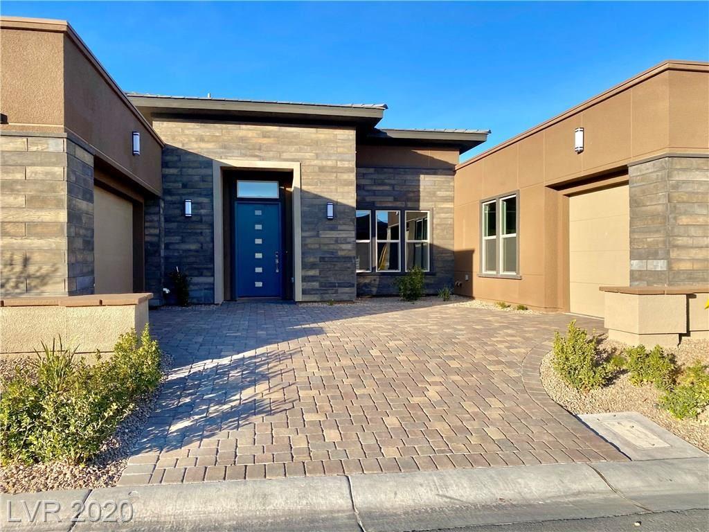 Photo of 9878 GEMSTONE SUNSET Avenue, Las Vegas, NV 89148 (MLS # 2177566)