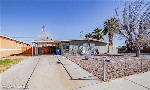 Photo of 1400 North MOJAVE Road, Las Vegas, NV 89101 (MLS # 2169567)