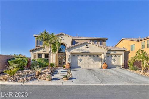 Photo of 8948 Monte Oro Drive, Las Vegas, NV 89131 (MLS # 2239567)