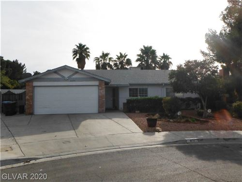 Photo of 6171 Forest Park Drive, Las Vegas, NV 89156 (MLS # 2162568)