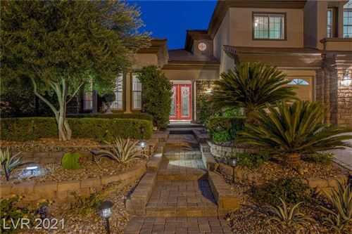 Photo of 10715 Hobbiton Avenue, Las Vegas, NV 89135 (MLS # 2261568)