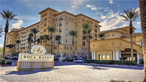 Photo of 2405 Serene Avenue #727, Las Vegas, NV 89123 (MLS # 2250569)