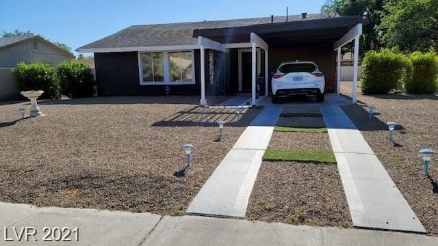 Photo of 312 Century Drive, Las Vegas, NV 89110 (MLS # 2304569)