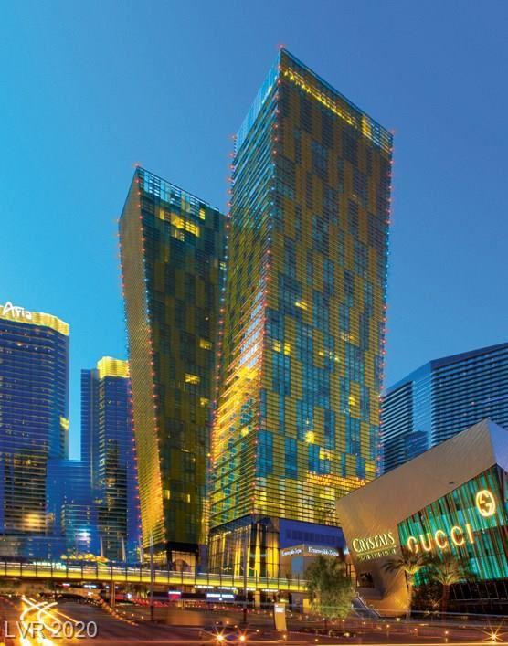 Photo of 3726 Las Vegas Boulevard #2607, Las Vegas, NV 89158 (MLS # 2213570)