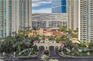 Photo of 2777 PARADISE Road #1604, Las Vegas, NV 89109 (MLS # 2130572)