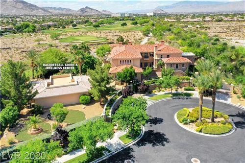 Photo of 10000 Summit Canyon Drive, Las Vegas, NV 89144 (MLS # 2224572)