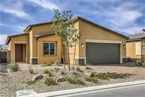 Photo of 7305 BEDAZZLE Street #Lot 135, North Las Vegas, NV 89084 (MLS # 2130574)