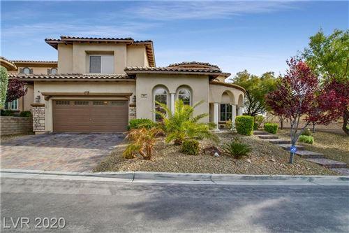 Photo of 884 Loma Bonita Place, Las Vegas, NV 89138 (MLS # 2226574)
