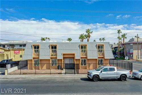 Photo of 3520 Cambridge Street, Las Vegas, NV 89169 (MLS # 2276574)
