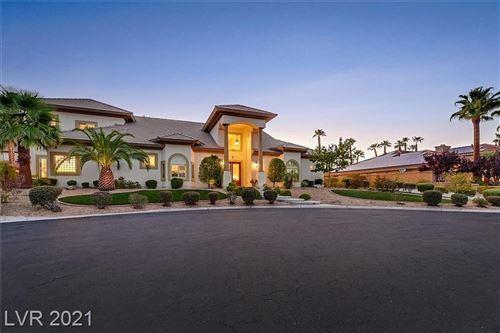 Photo of 2861 Elk Canyon Court, Las Vegas, NV 89117 (MLS # 2329574)