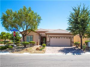 Photo of 2409 ROCK PIGEON Avenue, Las Vegas, NV 89084 (MLS # 2124576)