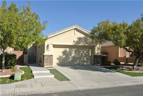 Photo of 4132 SPRINTS RACE Avenue, North Las Vegas, NV 89084 (MLS # 2151576)