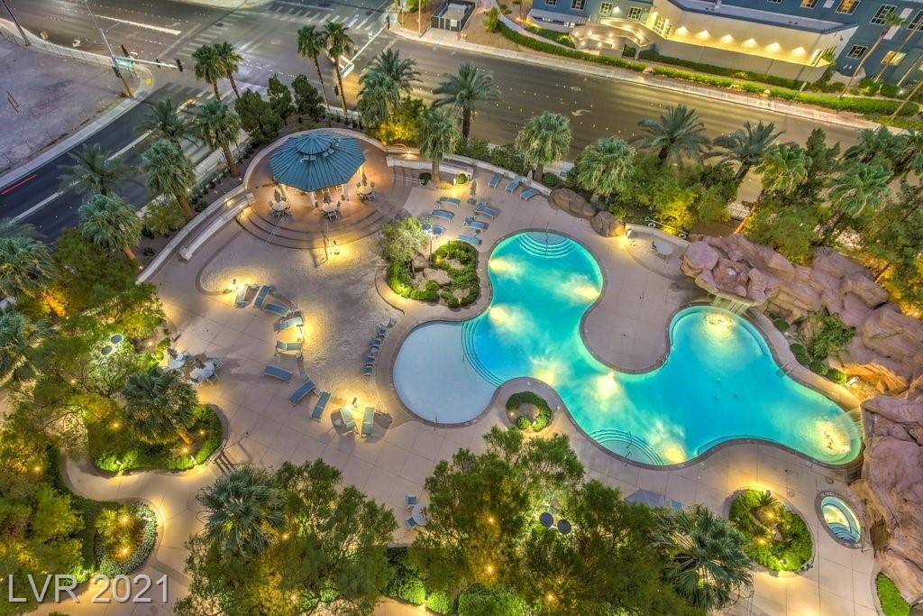 Photo of 322 Karen Avenue #1104, Las Vegas, NV 89109 (MLS # 2317576)
