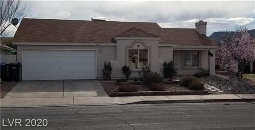 Photo of 826 BERGAMONT Drive, Henderson, NV 89002 (MLS # 2165577)