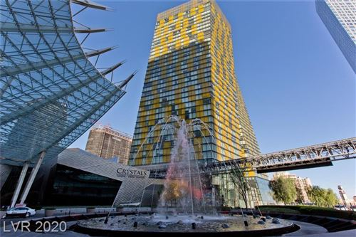 Photo of 3722 LAS VEGAS Boulevard #911, Las Vegas, NV 89158 (MLS # 2216577)
