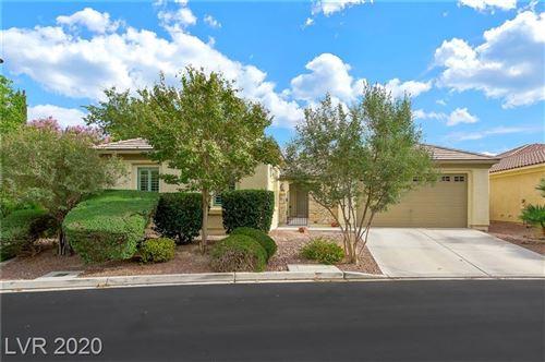 Photo of 8516 Berkley Hall Street, Las Vegas, NV 89131 (MLS # 2238577)
