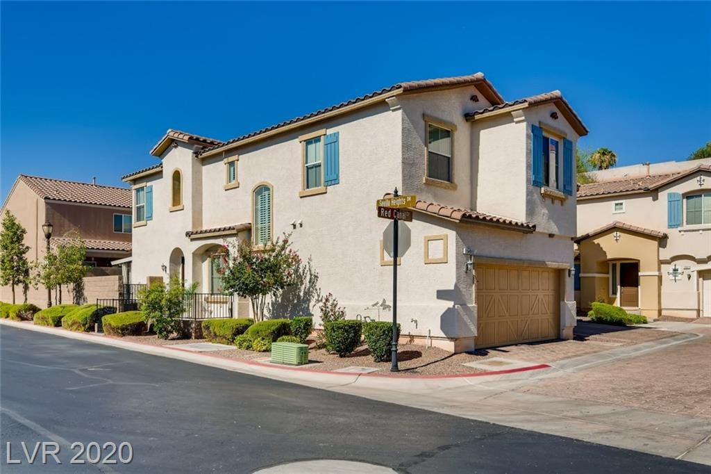 Photo of 1549 Red Canal Court, Henderson, NV 89074 (MLS # 2210577)