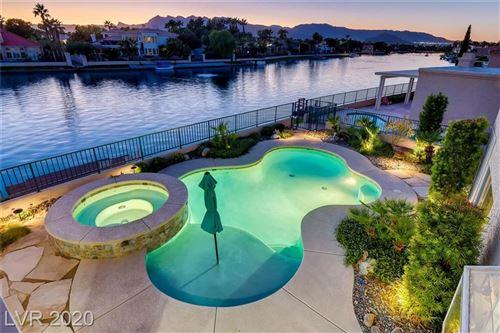 Photo of 2741 Crystal Beach Drive, Las Vegas, NV 89128 (MLS # 2244578)