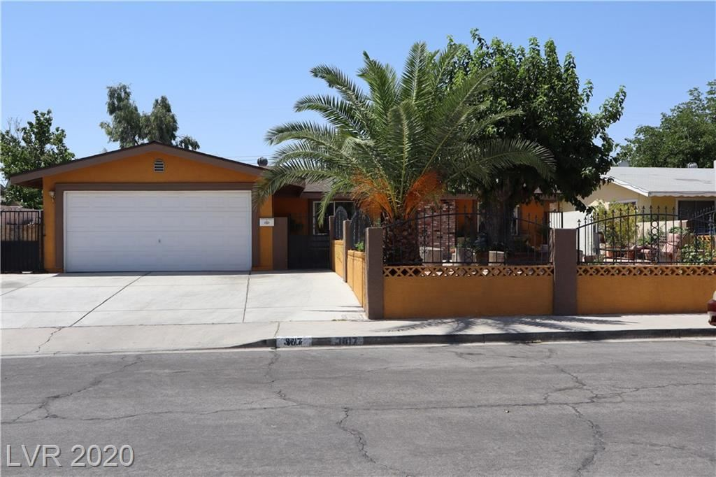 Photo of 3817 Casa Grande Avenue, Las Vegas, NV 89102 (MLS # 2208578)
