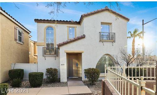 Photo of 6601 Sweet Perennial Court, Las Vegas, NV 89149 (MLS # 2277579)
