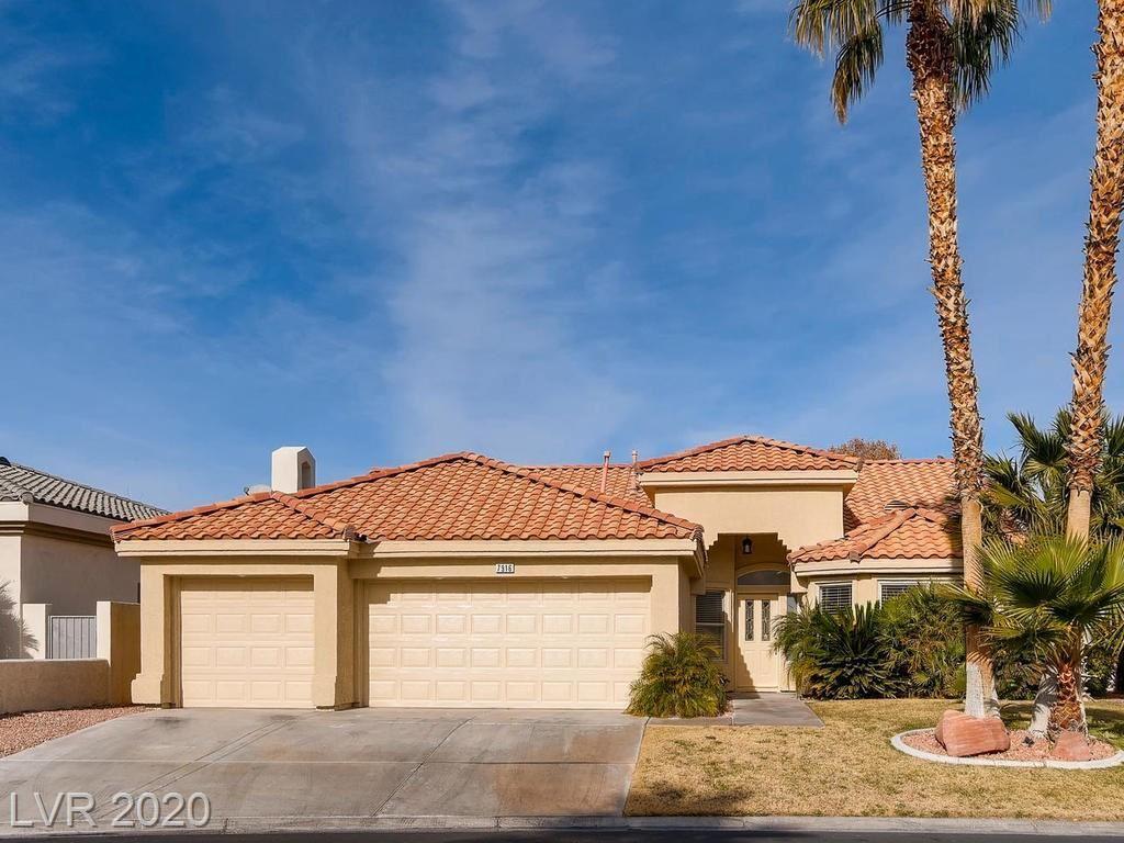 Photo of 7916 Aspect Way, Las Vegas, NV 89149 (MLS # 2220579)