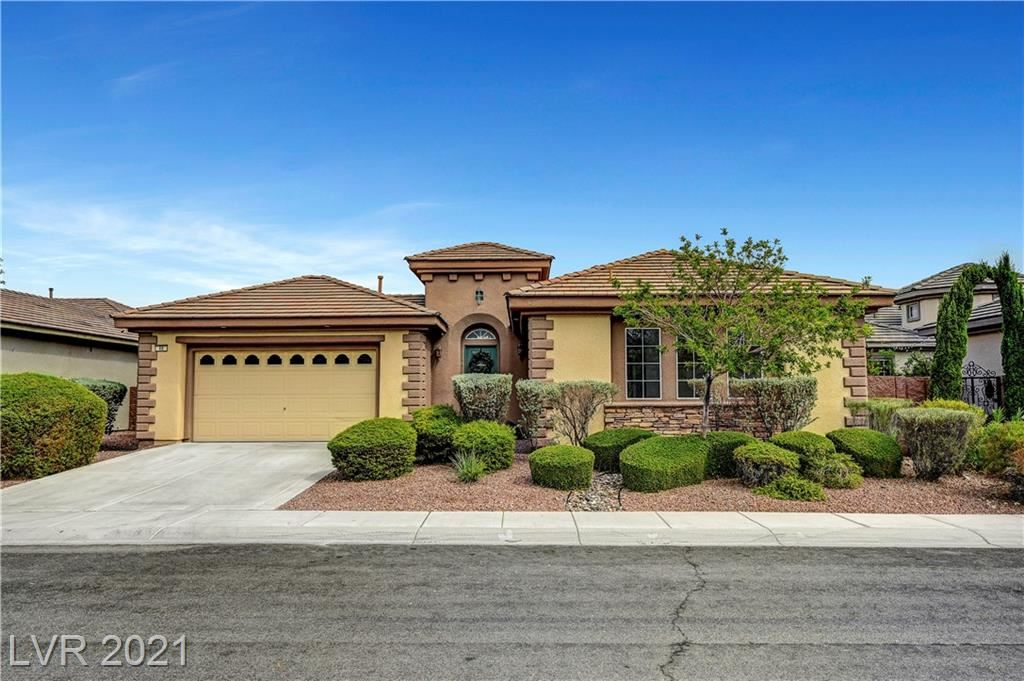 Photo of 68 Teahouse Street, Las Vegas, NV 89138 (MLS # 2335579)