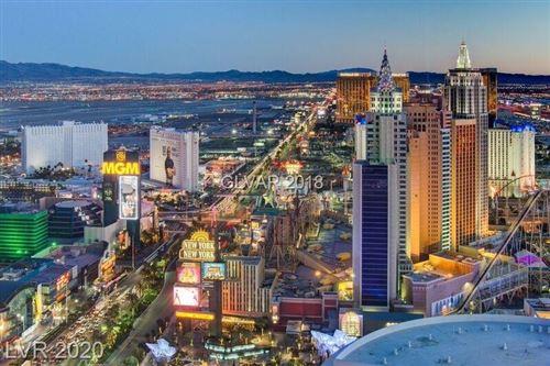 Photo of 3750 South LAS VEGAS Boulevard #3301, Las Vegas, NV 89158 (MLS # 2258580)