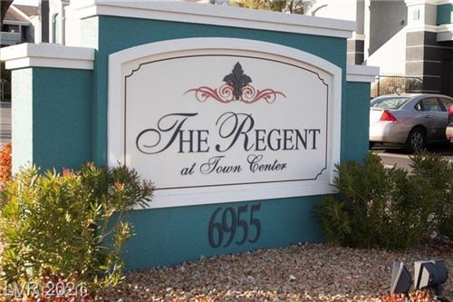Photo of 6955 North DURANGO Drive #1096, Las Vegas, NV 89149 (MLS # 2262582)