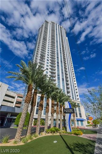 Photo of 200 West SAHARA Avenue #1902, Las Vegas, NV 89102 (MLS # 2228583)