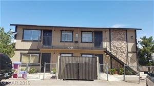 Photo of 4796 Nova Lane, Las Vegas, NV 89115 (MLS # 2089584)