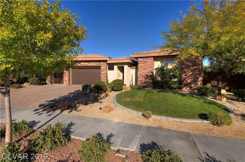 Photo of 10824 WILLOW HEIGHTS Drive, Las Vegas, NV 89135 (MLS # 2153584)