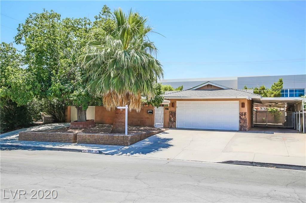 Photo of 2217 Glen Heather Way, Las Vegas, NV 89102 (MLS # 2209584)