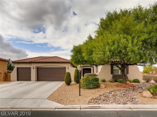 Photo of 8217 SEDONA FLATS Street, Las Vegas, NV 89131 (MLS # 2154585)
