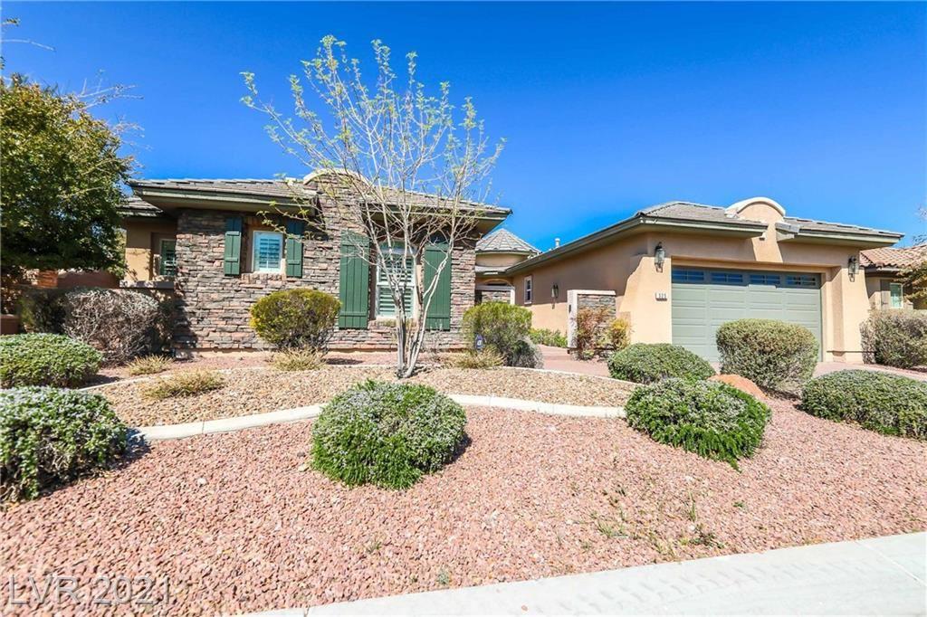 Photo of 325 Lake Windemere Street, Las Vegas, NV 89138 (MLS # 2281586)