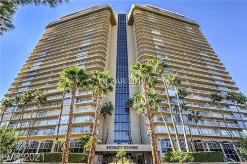 Photo of 3111 Bel Air Drive #3E, Las Vegas, NV 89109 (MLS # 2338587)
