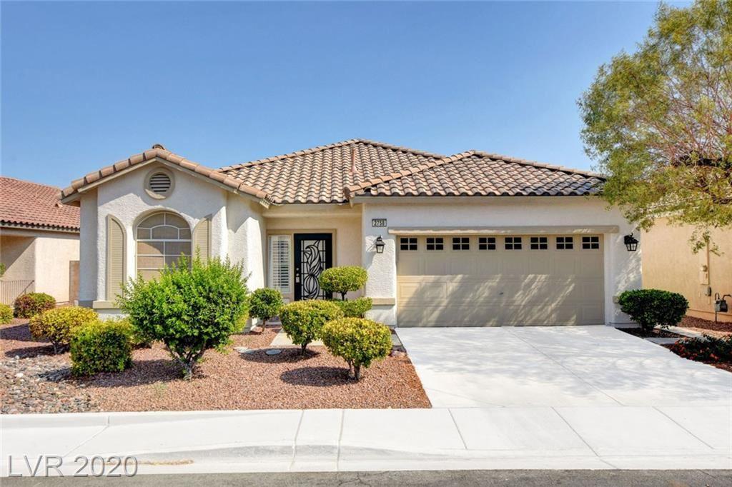 Photo of 2758 Grande Valley Drive, Las Vegas, NV 89135 (MLS # 2224588)