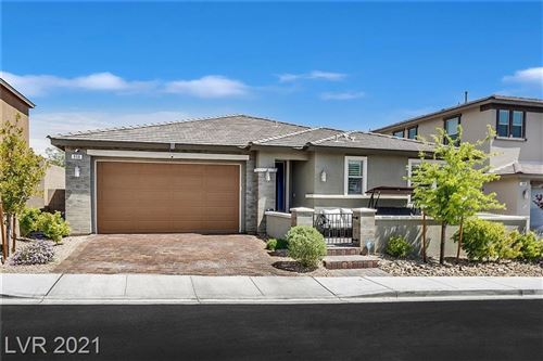 Photo of 956 Glenhaven Place, Las Vegas, NV 89138 (MLS # 2294589)