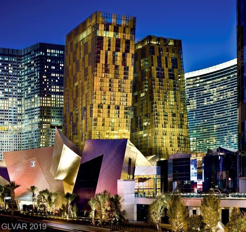 Photo of 3722 LAS VEGAS Boulevard #2509, Las Vegas, NV 89158 (MLS # 2137590)