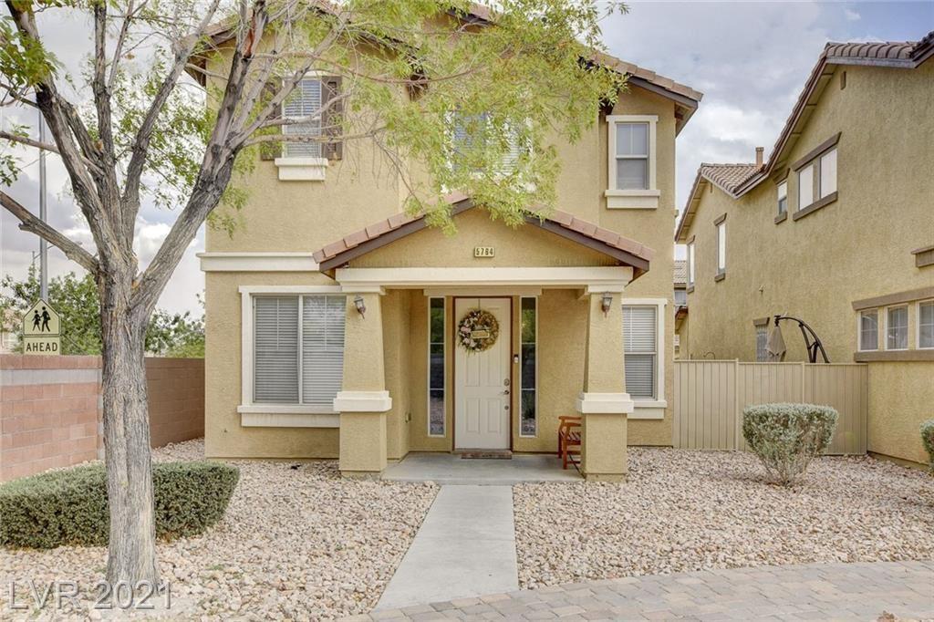 Photo of 5764 Adanon Street, North Las Vegas, NV 89031 (MLS # 2332590)