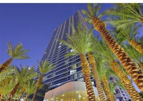 Photo of 4471 Dean Martin Drive #1402, Las Vegas, NV 89103 (MLS # 2236591)