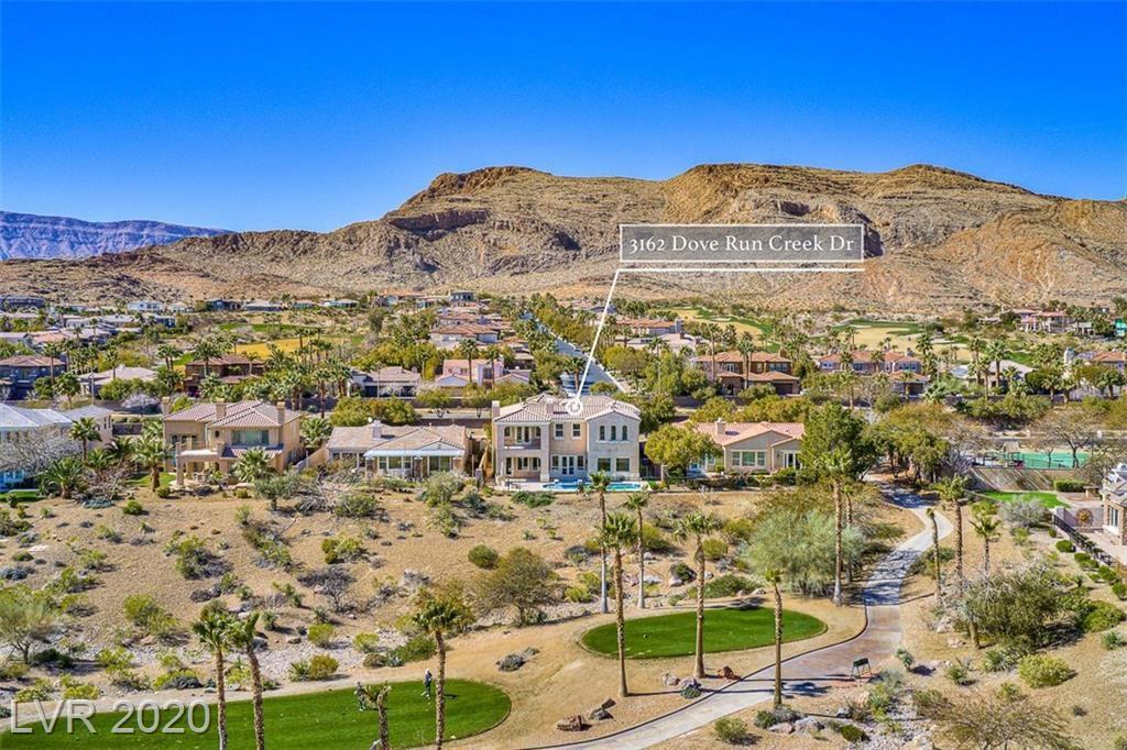 Photo of 3162 DOVE RUN CREEK Drive, Las Vegas, NV 89135 (MLS # 2202592)