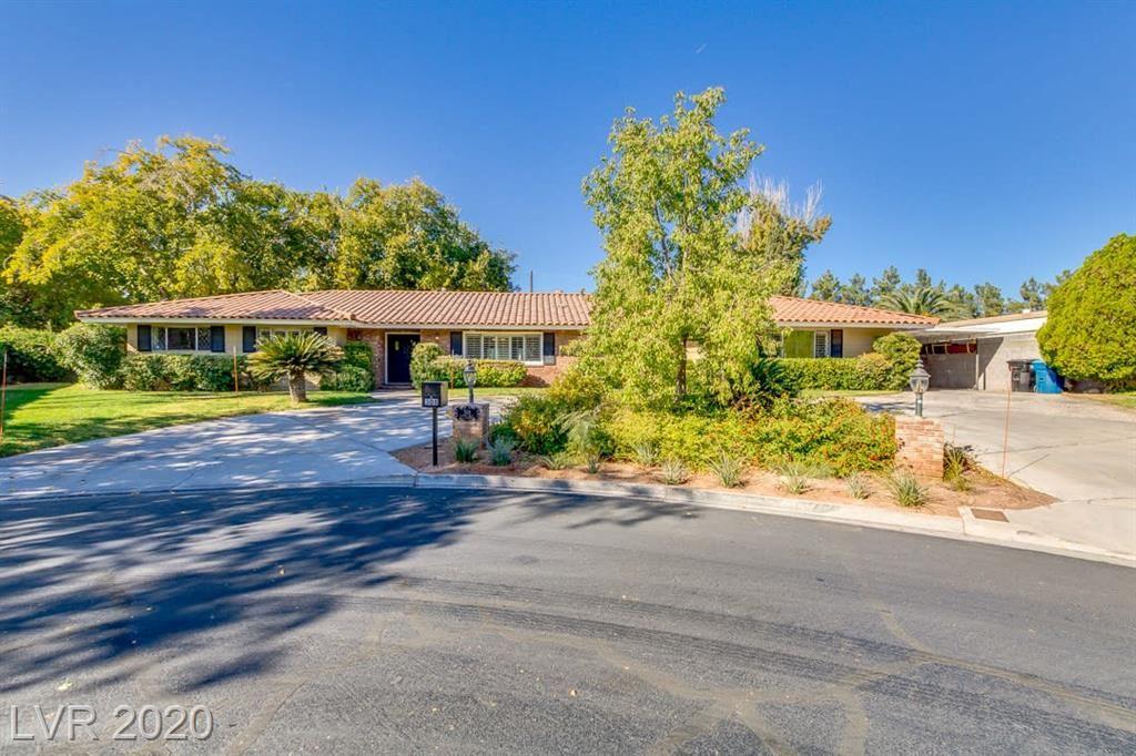 Photo for 308 Canyon Drive, Las Vegas, NV 89107 (MLS # 2244592)