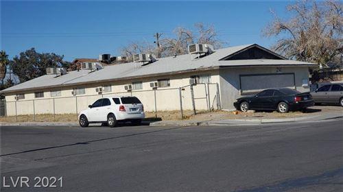 Photo of 2141 Webster Street, Las Vegas, NV 89030 (MLS # 2260593)