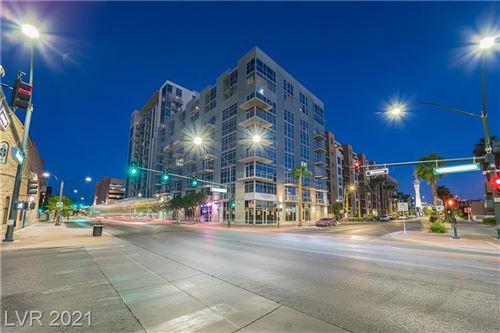 Photo of 353 East Bonneville Avenue #729, Las Vegas, NV 89101 (MLS # 2313593)
