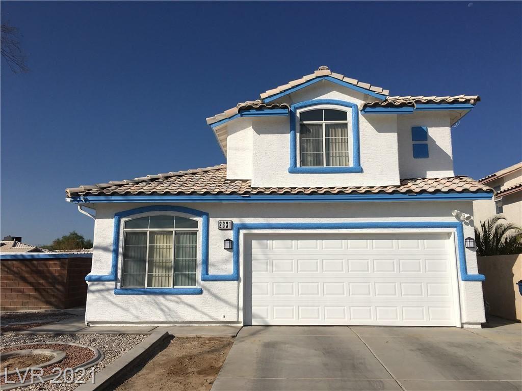 2331 Orchard Valley Drive, Las Vegas, NV 89142 - MLS#: 2335593
