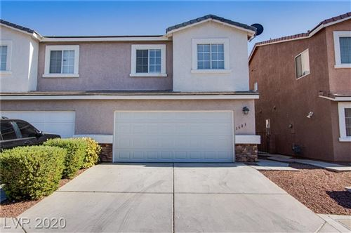 Photo of 3683 Starry Beach Avenue, Las Vegas, NV 89115 (MLS # 2219594)